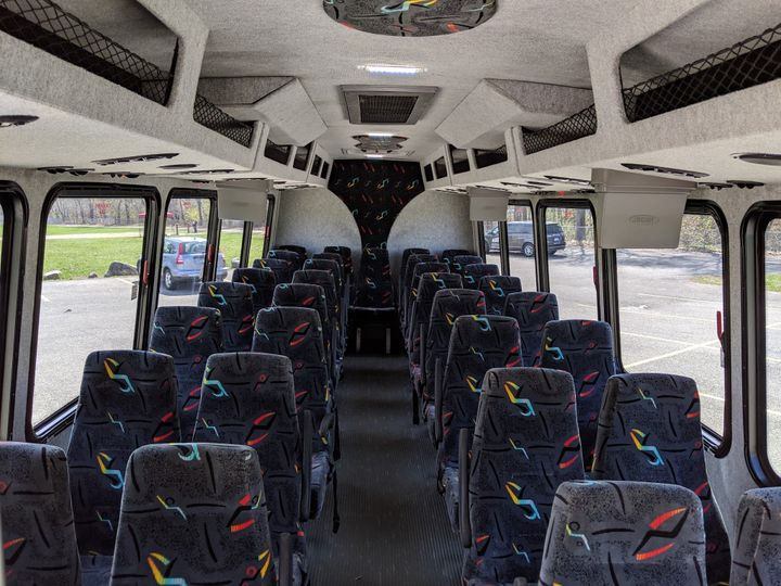 Tmx 35s Interior 2 51 130780 1568660539 Grand Rapids, MI wedding transportation