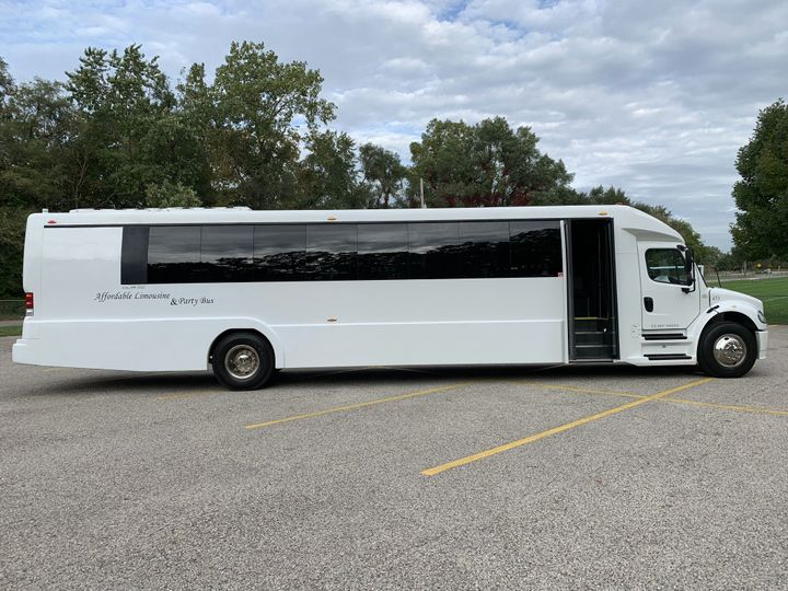 Tmx 45 3 Pass Side 51 130780 1568660570 Grand Rapids, MI wedding transportation