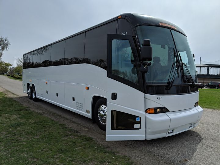 Tmx 561 Pass Front 51 130780 1568660521 Grand Rapids, MI wedding transportation