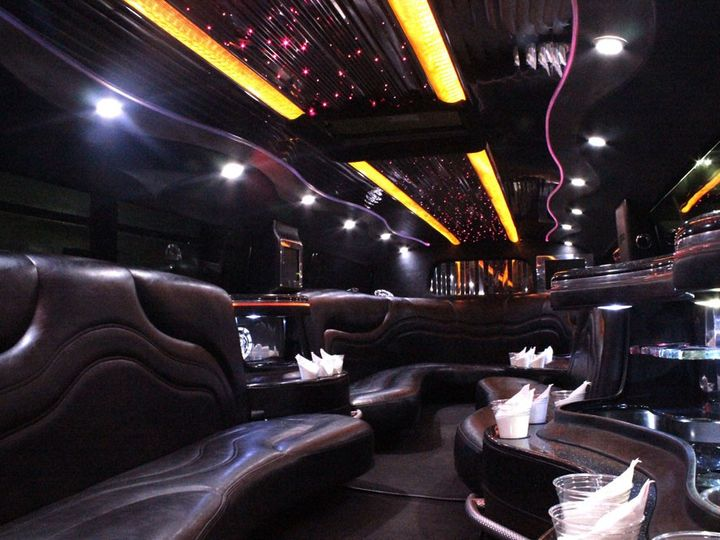 Tmx Hummer Interior 51 130780 1568660533 Grand Rapids, MI wedding transportation