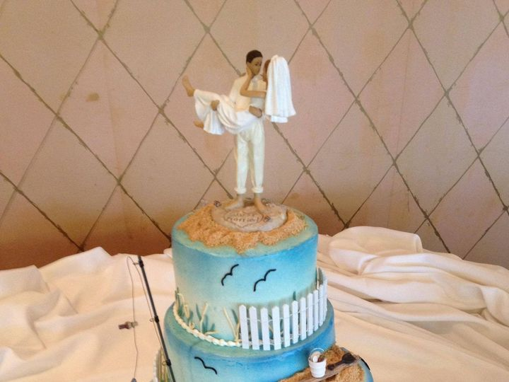 Tmx 1435780918296 10640996074447992887571647456774o 1 Virginia Beach wedding cake