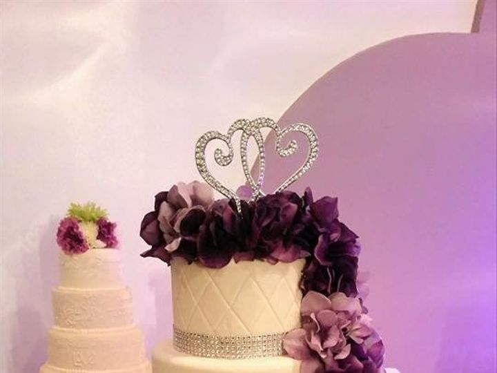 Tmx 1506544726472 1255280611135662320099424664830294516786316n Virginia Beach wedding cake