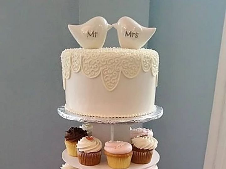 Tmx 2 51 540780 157895115287830 Virginia Beach wedding cake