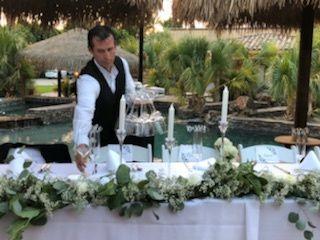 Laguna Seca Estates Wedding