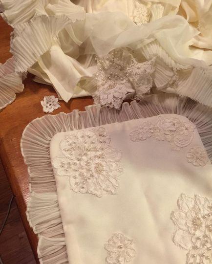 Remade--Keepsake Handkerchief