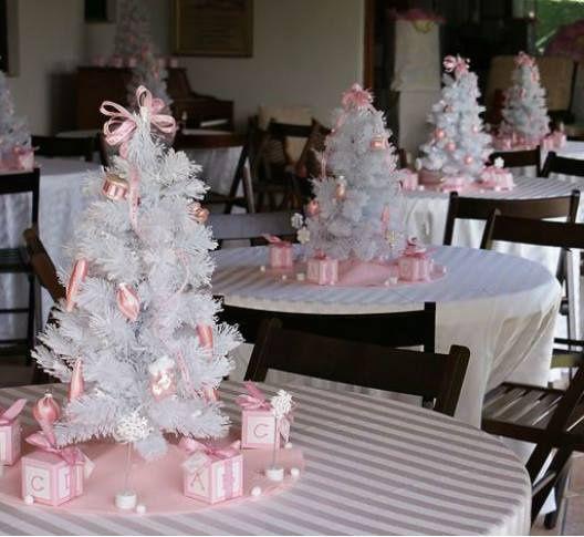 Pink Winter Holiday