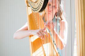 Erin Calderon - harpist