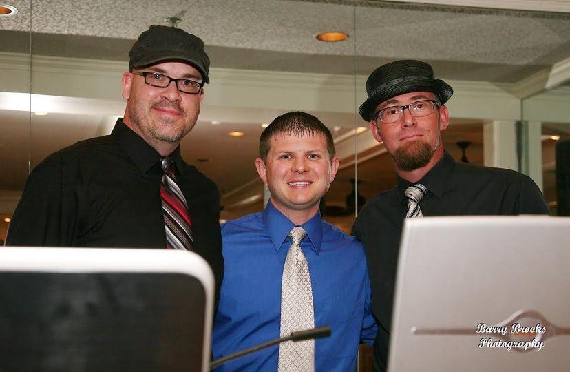 Matt G, Roy & Matt S