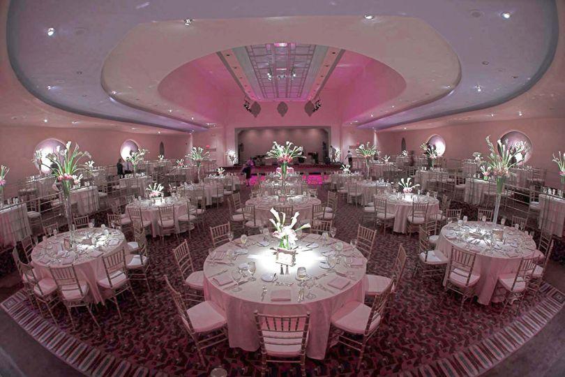 Pavillion ballroom