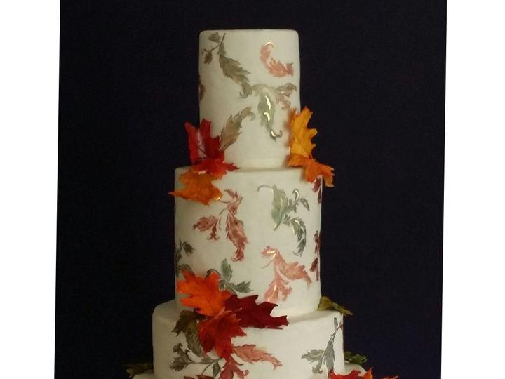 Tmx 1422975479605 Img20141010223324 Dumont, New Jersey wedding cake
