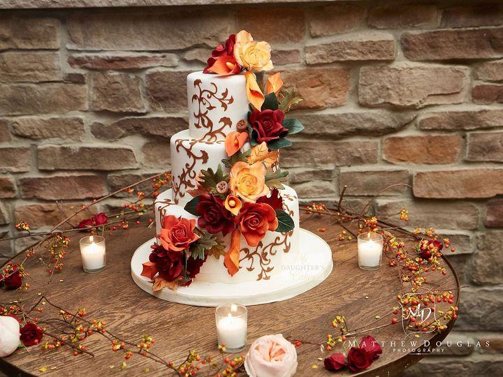 Tmx 1423506542661 Stephanie Scott Watermark Dumont, New Jersey wedding cake