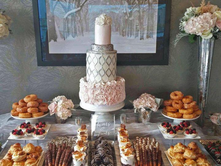 Tmx 1447101435299 Marissababyshower Dumont, New Jersey wedding cake