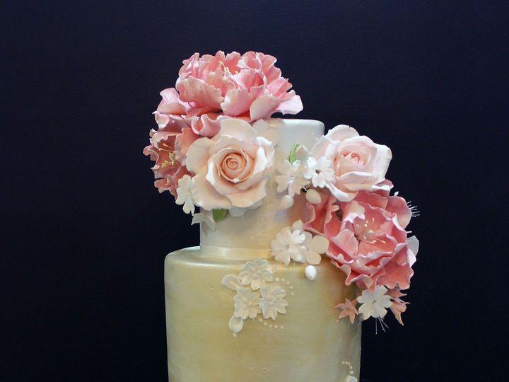 Tmx 1487123091685 Gizemengagement Dumont, New Jersey wedding cake
