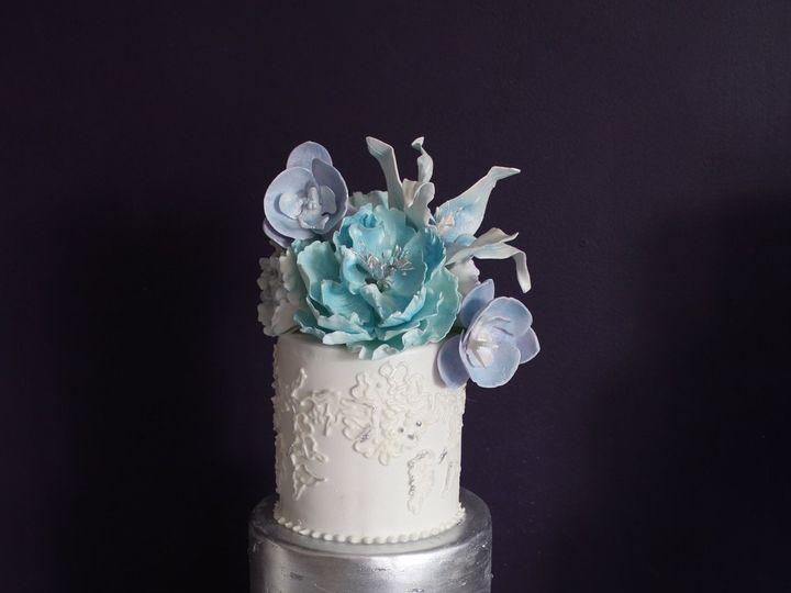 Tmx 1516632481 C4a3c4a032938a98 1516632471 2917a80bcbb2b6a8 1516632471857 1 IMG 0508 Dumont, New Jersey wedding cake