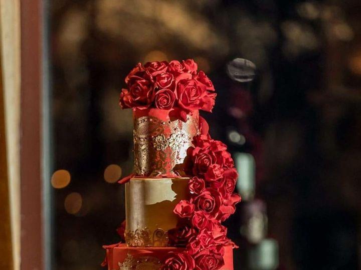 Tmx 1516633037 9185262ab0ac7a83 1516633034 14d174291dcc0a16 1516633036188 1 Screenshot 2018012 Dumont, New Jersey wedding cake