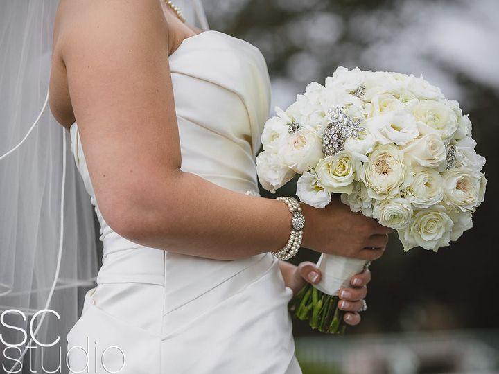 Tmx 1484453642365 Bsc Gretchen Joe Page Wedding 10 08 20160236 Bristol, Connecticut wedding florist