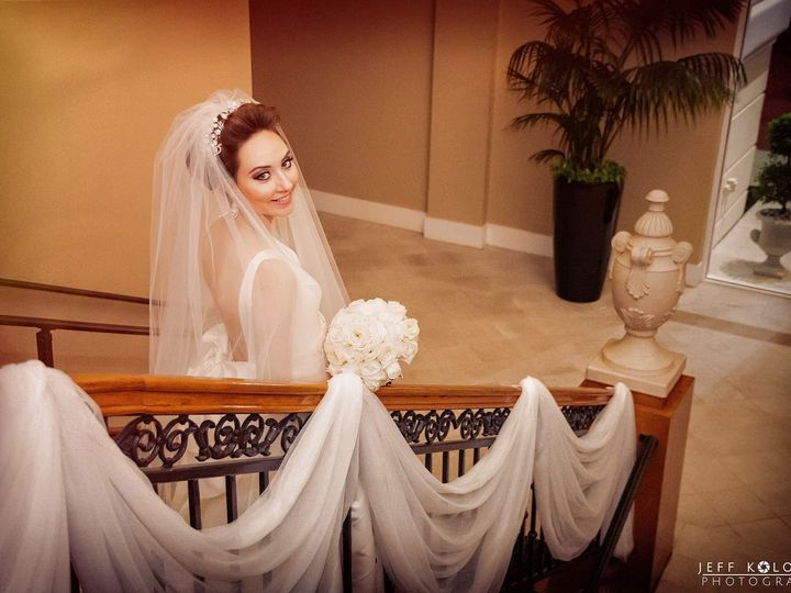 Tmx Bride Stairs 51 314780 Boca Raton, FL wedding venue