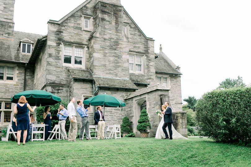 Garden wedding | Vanessa Marie Photography