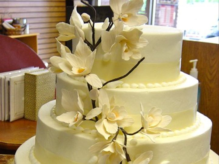 Tmx 1327686994520 IMG0757 Richboro wedding cake