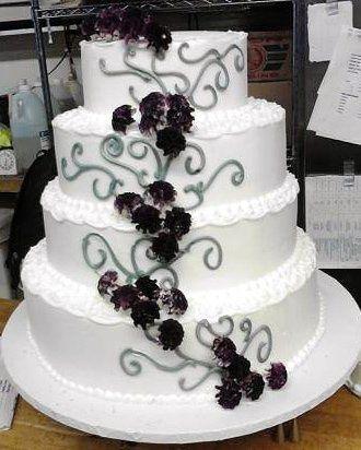 Tmx 1327687267020 IMG0750 Richboro wedding cake