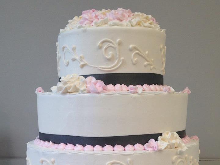 Tmx 1405476885223 Weddingcake4 Richboro wedding cake