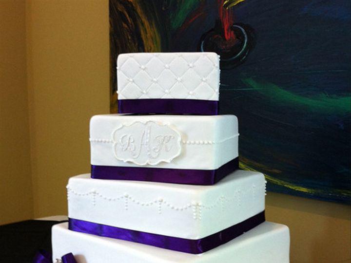 Tmx 1453069931408 4big Richboro wedding cake