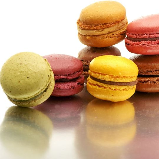 Wedding, Birthday, Baby Shower, Parties ...  The macaron, a delicate gluten free cookie with a thin...