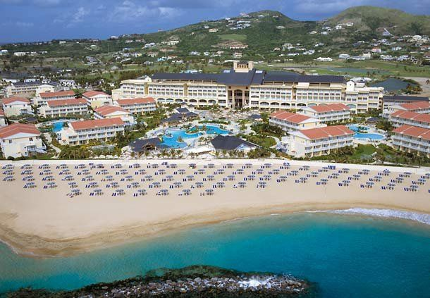Marriott Royal Beach Resort Casino St Kitts Review
