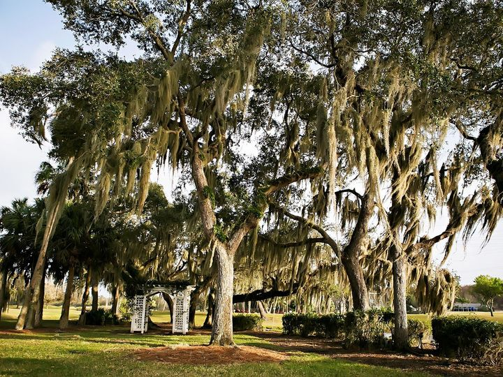 Tmx 1458942098172 Oak Garden Pic Oldsmar, FL wedding venue