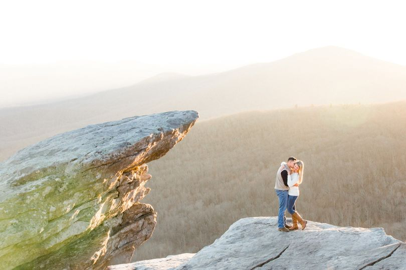 mountain engagement session epic engagement sessio