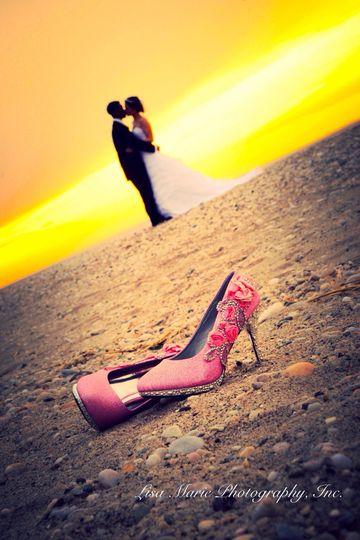 Sumptuous sunset - Lisa Marie Photography, Inc.