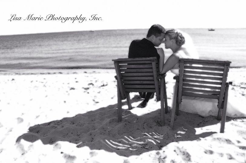 Ocean view - Lisa Marie Photography, Inc.