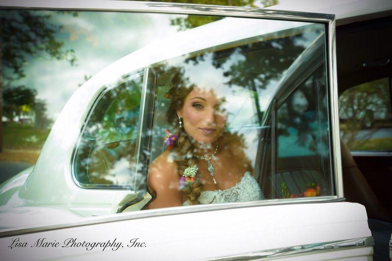 Vintage car - Lisa Marie Photography, Inc.