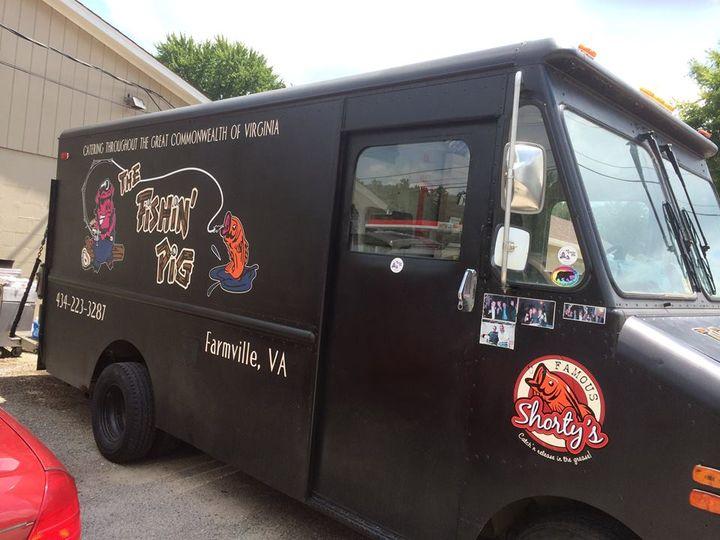 Tmx Ccatering Truck 51 908780 Farmville, VA wedding catering
