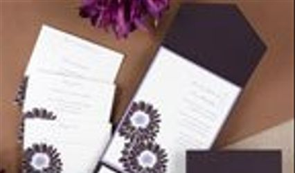 For Now and Forever Wedding Invitations 1