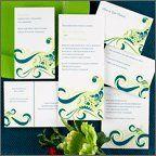 Tmx 1332873866748 SwingingPaisleyInviteEnsemble Wauwatosa, WI wedding invitation