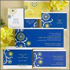 Tmx 1332874486780 ModInviteEnsemble Wauwatosa, WI wedding invitation