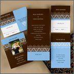 Tmx 1332944246183 LaceInviteEnsemble Wauwatosa, WI wedding invitation