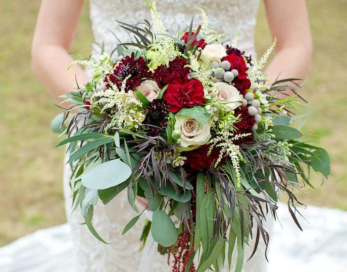Eagle Ranch Wedding Flowery Branch GA