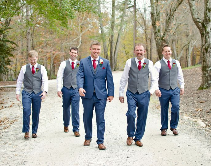 Eagle Ranch WeddingFlowery Branch, GA