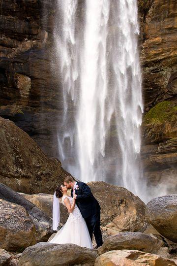 Toccoa Falls, Wedding