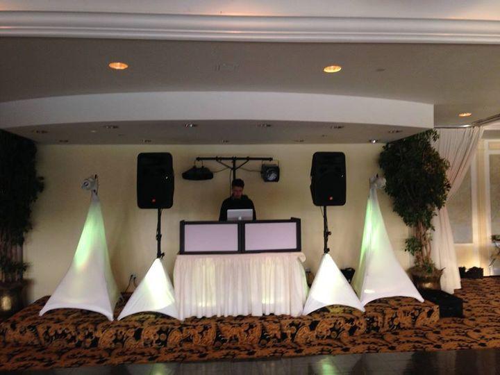 full range speakers 2 led motion lights 2 le