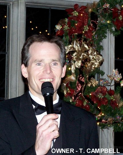 T. Campbell - Owner, 35 Years Wedding Expertise