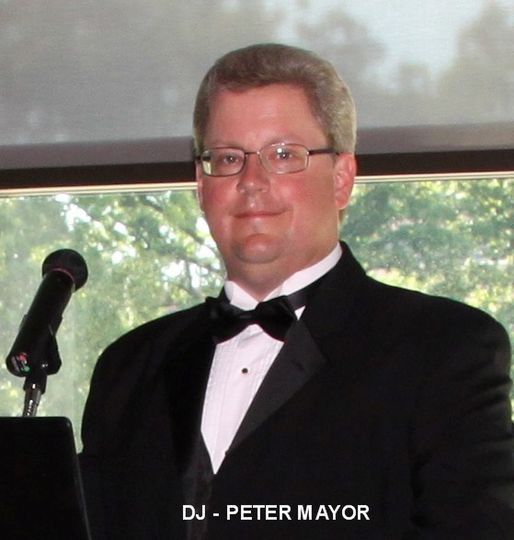 Peter Mayor - Disc Jockey, 20 Years Wedding Expertise