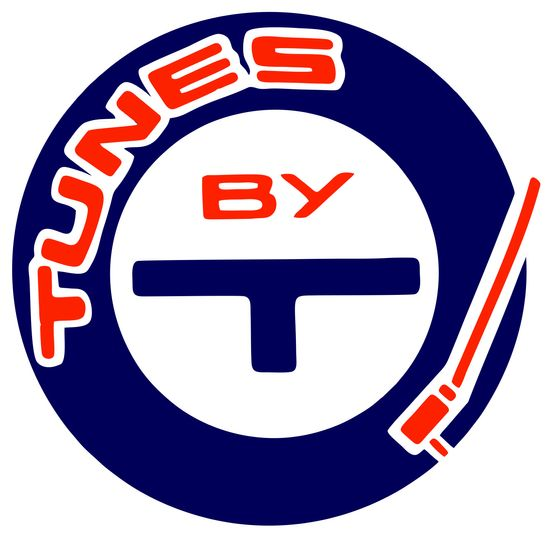 Tunes by T - Company Logo
