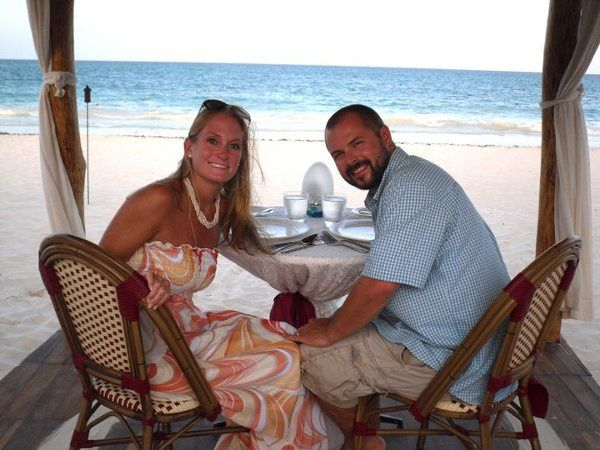 Romantic Beachfront Dinner in the Riviera Maya