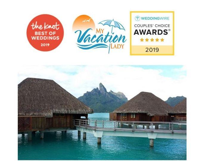 My Vacation Lady's awards