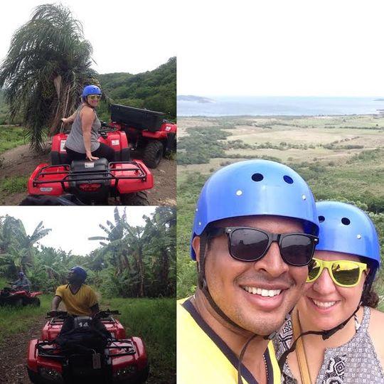 Liz & Marvin in Costa Rica