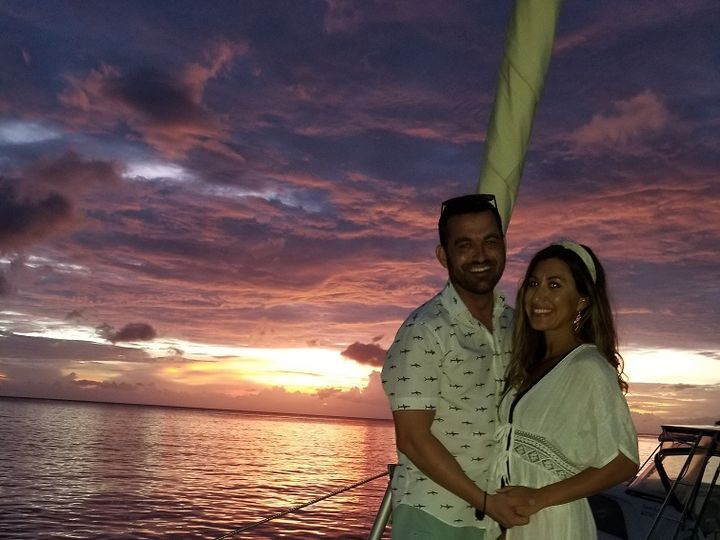 Tmx On Sunset Cruise 51 131880 160805951740070 North Brunswick, NJ wedding travel