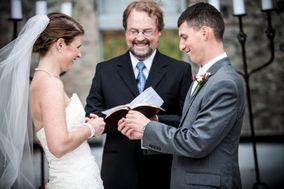 Charlevoix Wedding Pastor